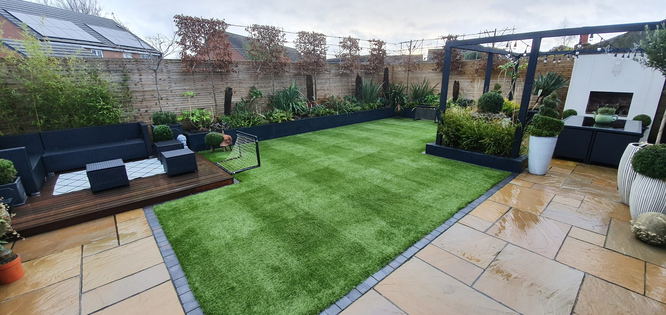 Regular Home gardening services by Back Gardens Ltd