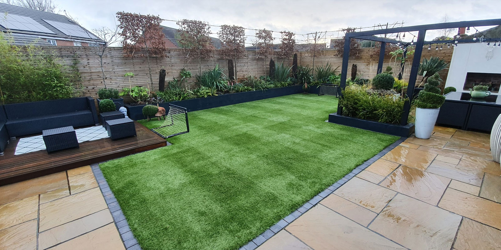 Quality Garden Landscaping Services in Leicester