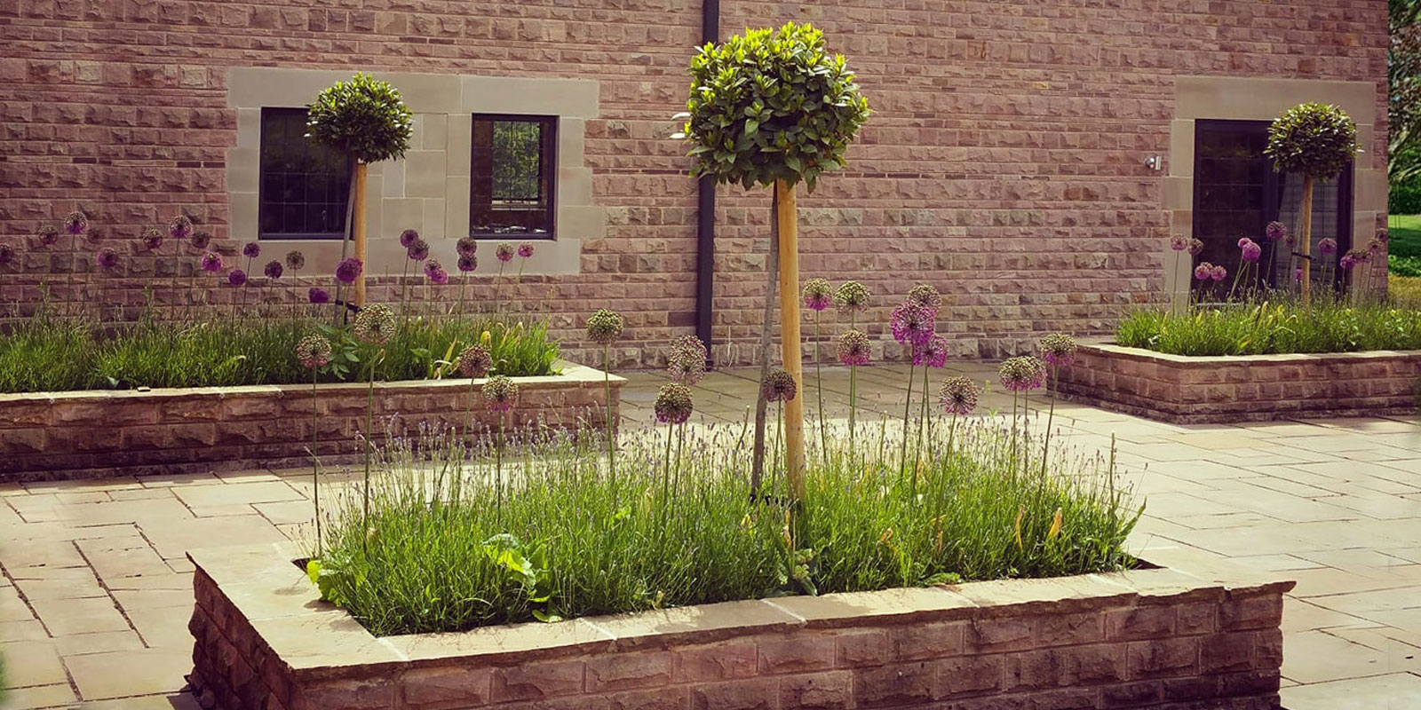 Commercial Landscaping for Leicester Businesses